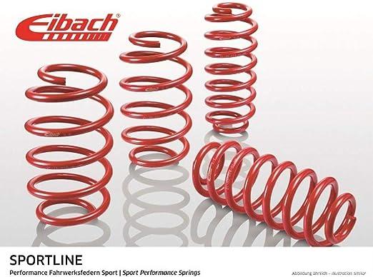 Eibach E20 85 021 01 22 Sportline Tieferlegungsfedern Auto