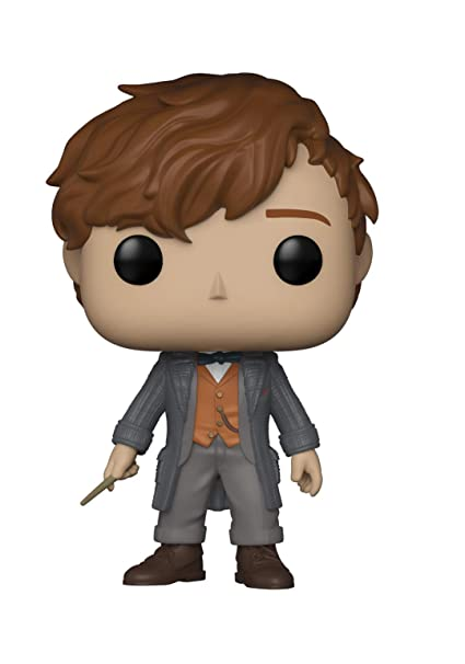 Funko 32751 Pop Movies: Fantastic Beasts 2  Newt (Styles May Vary), Multicolor by Fun Ko