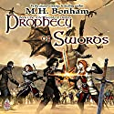 Prophecy of Swords Audiobook by M.H. Bonham Narrated by Richard Coombs