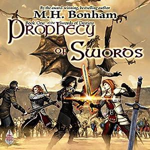 Prophecy of Swords Audiobook