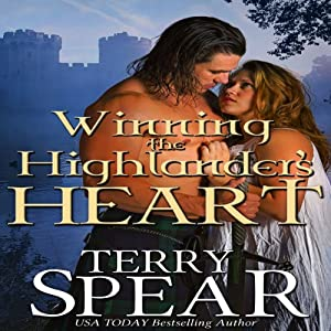 Winning the Highlander's Heart Audiobook
