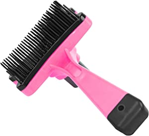 PG-One Removal Brush Combs Puppy Pets Grooming Beauty Tools Hair Shedding Trimmer 4 Colors Comb for Dogs Cats