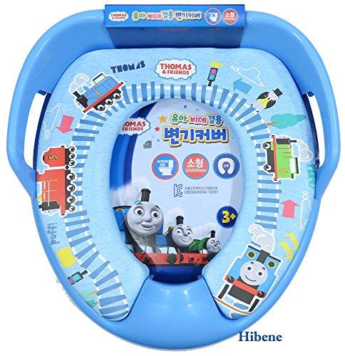 Thomas & Friends Children Potty Soft Toilet Training Handle Seat Cover (Chair Train Potty The Thomas)