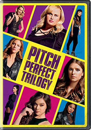 DVD : Pitch Perfect Trilogy (3 Pack, 3PC)