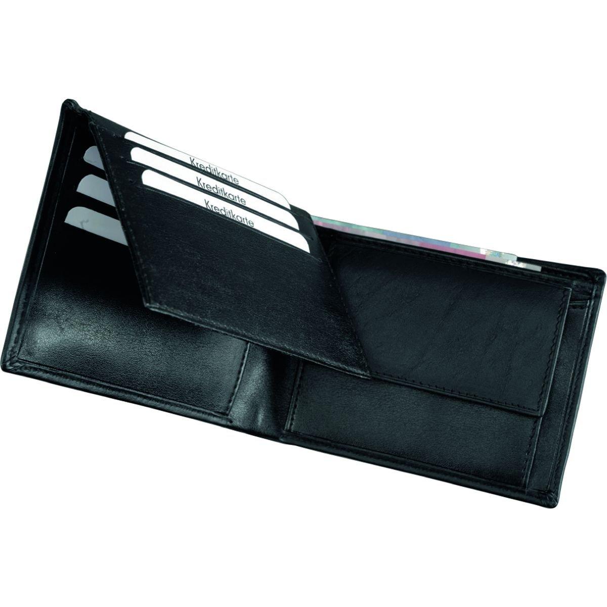Alassio Porte-monnaie, Noir (Noir) - 42102