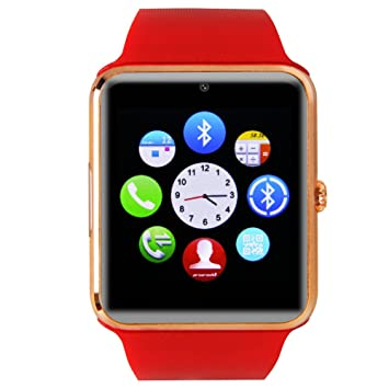 Buyee GT08 Bluetooth SmartWatch Handy-reloj para teléfono Android ...