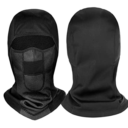 Sonstige Cycling Winter Fleece Warm Full Face Cover Anti-dust Windproof Ski Mask B★