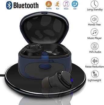 Audífonos inalámbricos para niños, 4 unidades de protectores de polvo de metal para audífonos Apple Airpods, inalámbricos, auriculares Bluetooth para niños: Amazon.es: Relojes