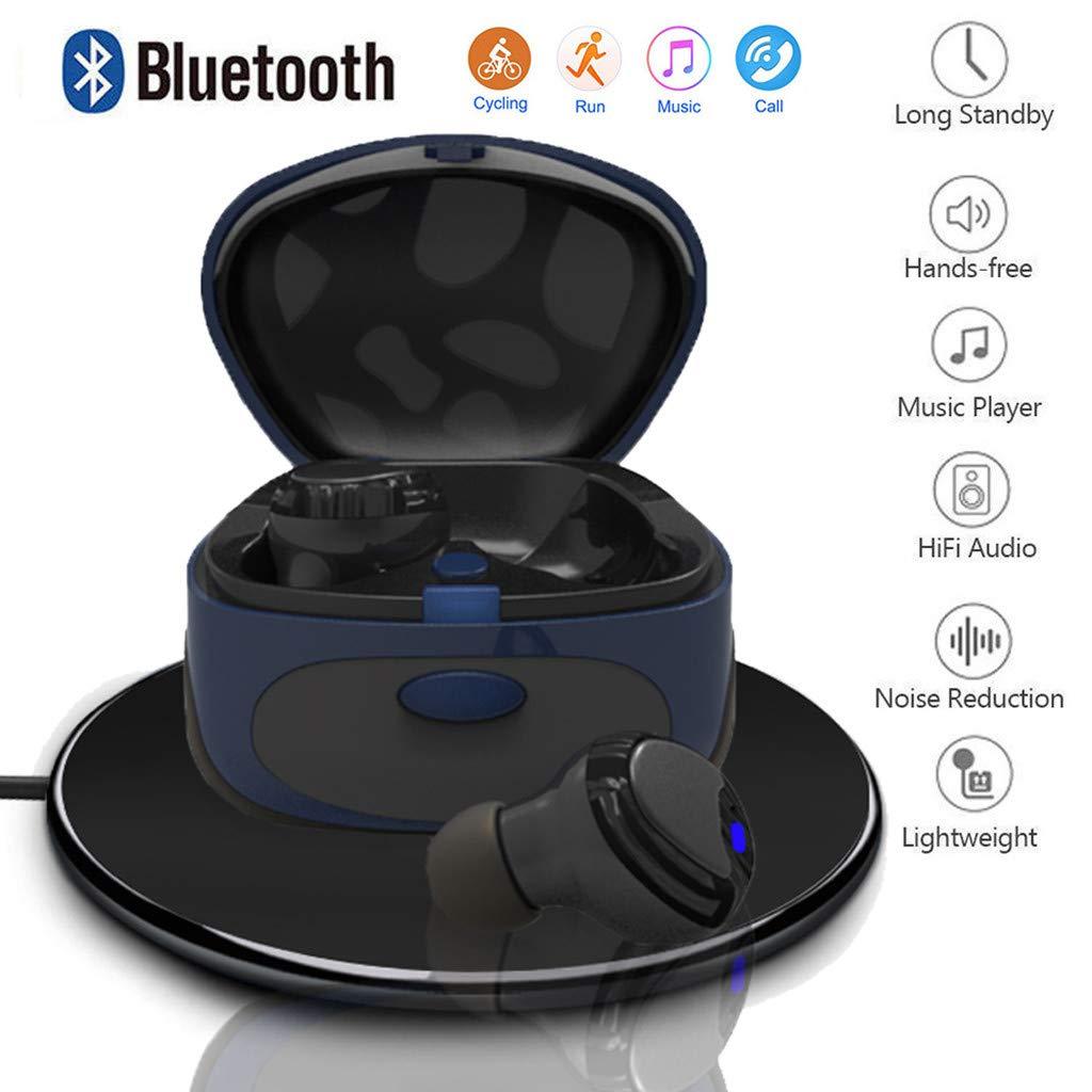 ワイヤレスキッズヘッドホン 最高のワイヤレスイヤホン 4個 メタルダストガード 保護シェル スキン ステッカー Apple Airpodsイヤホン ワイヤレス Bluetoothイヤホン 子供用   B07PPZC4D7