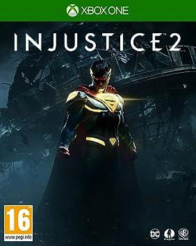 NetherRealm Studios Injustice 2 Xbox One: Amazon.es: Electrónica