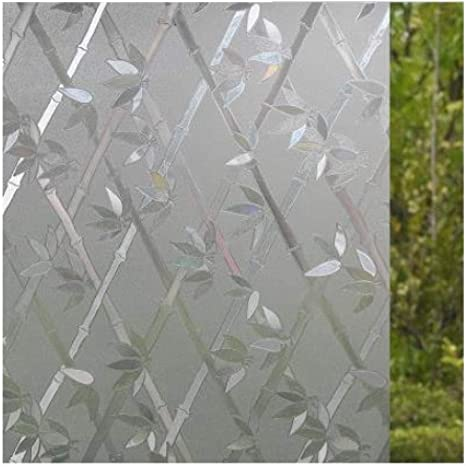 CSXM Etiqueta de ventana Película de Vidrio electrostática 3D sin plástico sin Pegamento Puerta corredera y Etiqueta de Ventana Ventana sombrilla Flor -37: Amazon.es: Deportes y aire libre