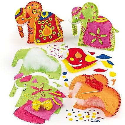 Amazon.com: ambari Cojín costura Kits precortado piezas y ...