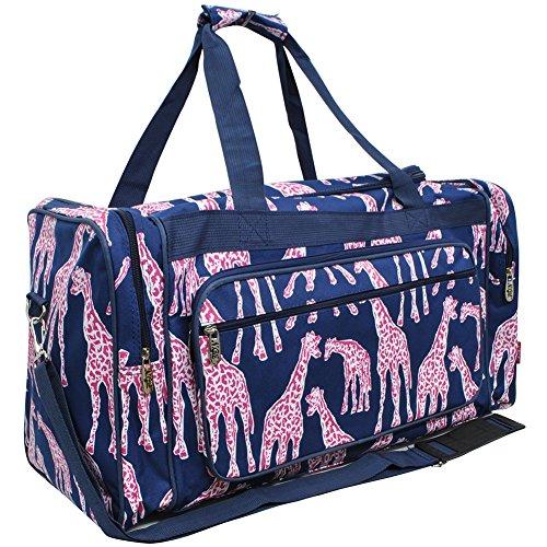 Giraffe Duffle Bag - 1