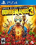 Video Games : Borderlands 3 Super Deluxe Edition - PlayStation 4