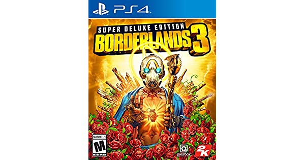 Amazon com: Borderlands 3 Super Deluxe Edition - PlayStation