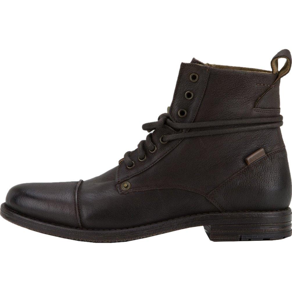 Levis Emerson Boots UK 10 Dark Brown