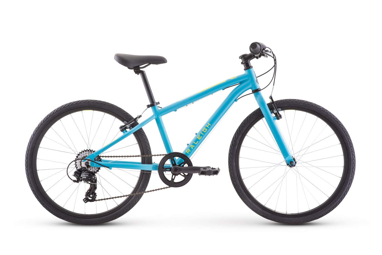 Raleigh Bikes Kids Cadent 24 Urban Fitness Bike - FitnessRetro