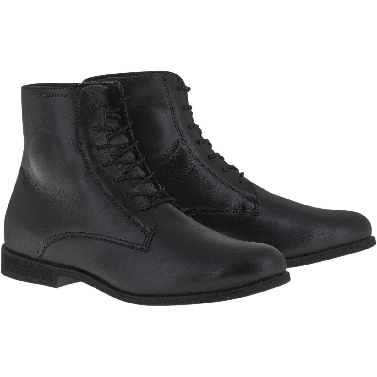 Alpinestars Parlor Men's Waterproof Street Motorcycle Shoes - Black / 12