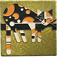 Charley Harper Limp on a Limb Decorative Tile