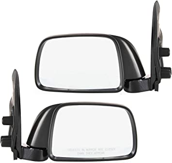 95-99 Toyota Tacoma Passenger Side Mirror Replacement