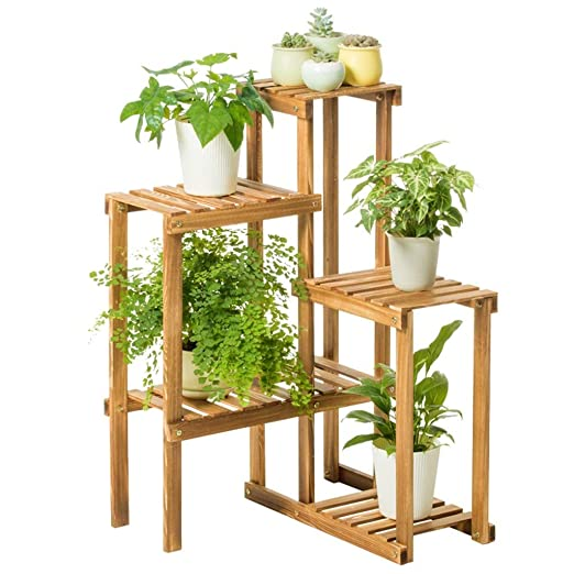ChenDz Estante para Flores Habitación de Varias Habitaciones ...