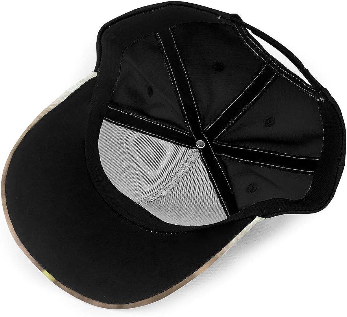 Dandelion Closeup Classic Baseball Cap Men Women Dad Hat Twill Adjustable Size Black