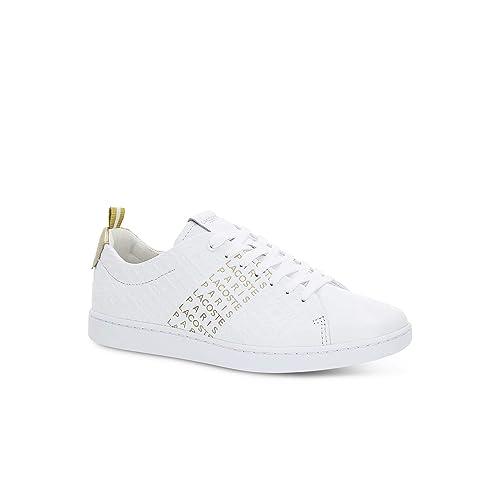 11c5ec7d01a5e Zapatillas Lacoste Carnaby EVO 119  Amazon.es  Zapatos y complementos