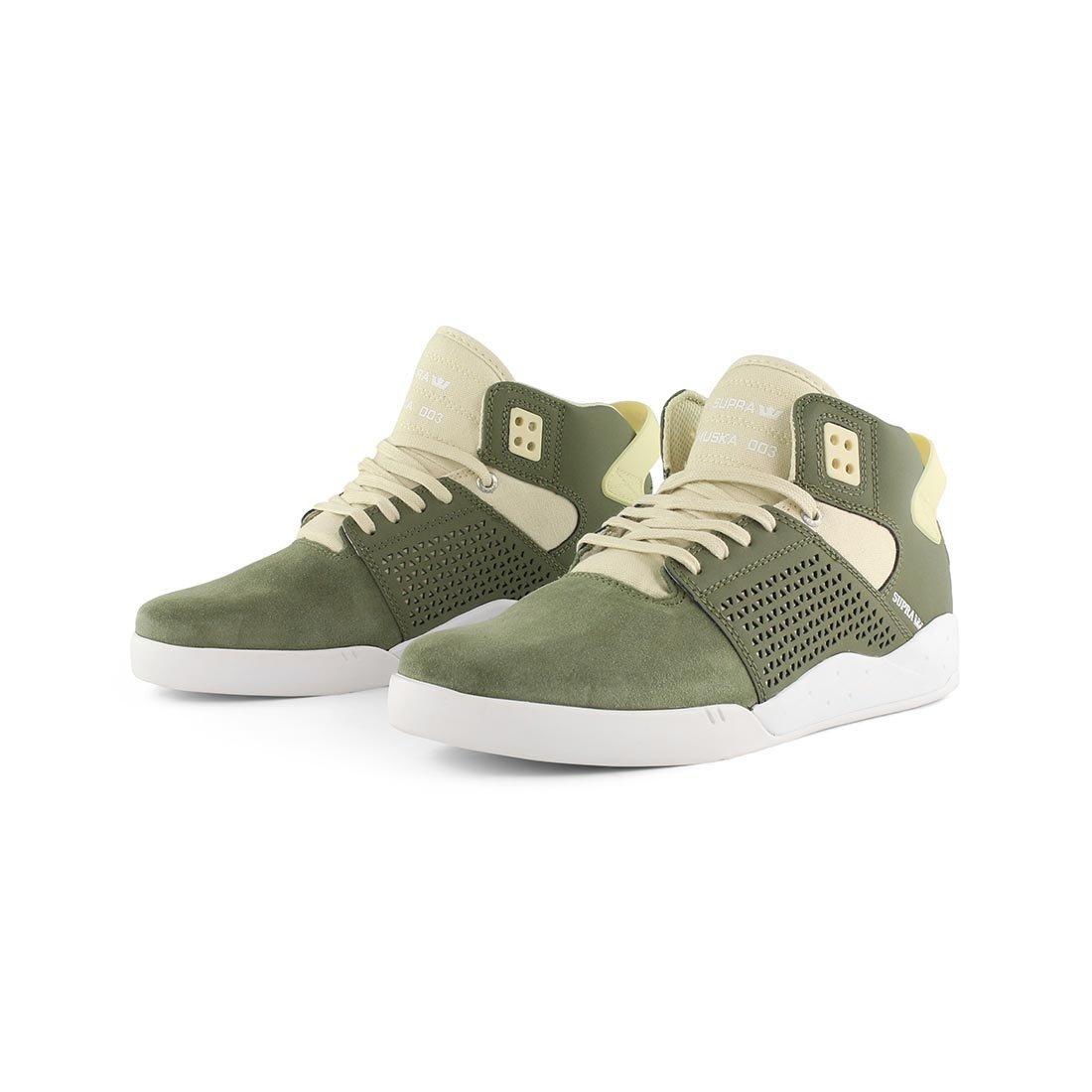 Supra, scarpe da ginnastica Uomo verde verde verde verde cb6b77