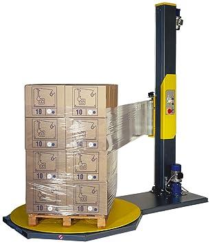 Stretchmaschine Folienmaschine Folien Verpackungsmaschine
