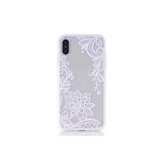coque iphone xs max dentelle