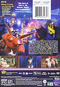 Big Hero 6 DVD by Walt Disney Studios