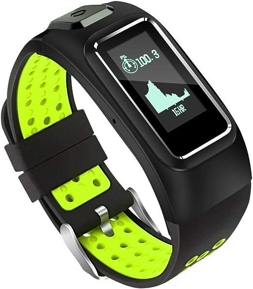 C-Xka Reloj inteligente, reloj de pulsera Bluetooth con pantalla ...