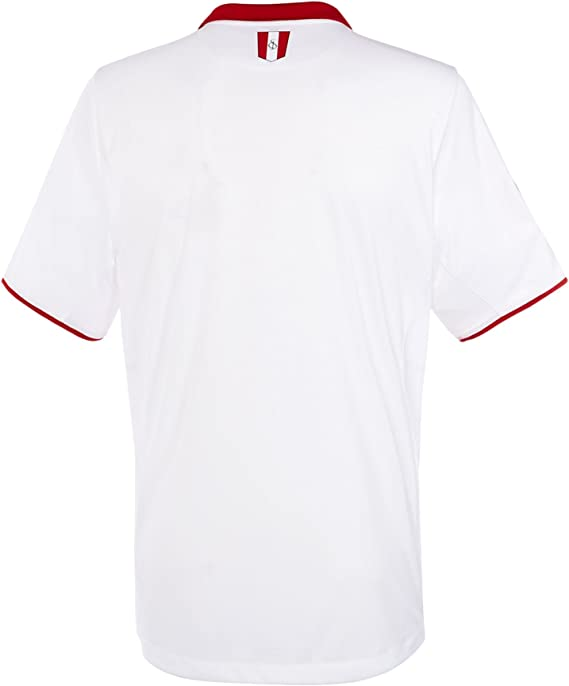 New Balance - Sevilla FC T Shirt S/S Home, Color White, Talla L ...