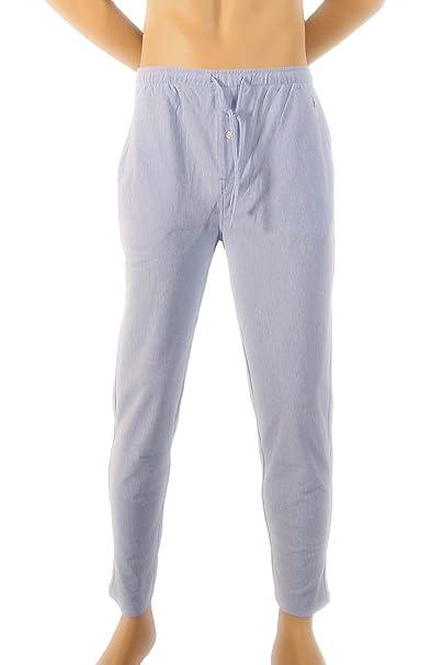 Polo Ralph Lauren - Pantalón de Pijama - para Hombre Harbour Island Blue (001)