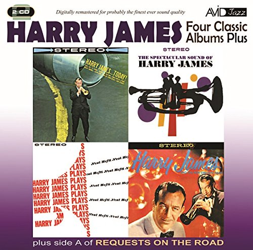 4 Classic Albums Plus - Jazz James Harry