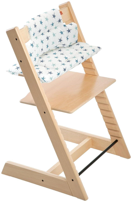 Stokke Tripp Trapp Cushion, Aqua Star 146021