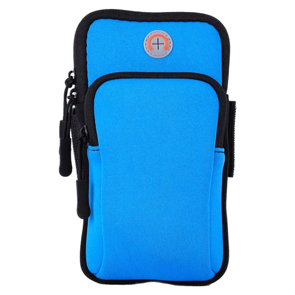 Rosepoem Arm Bag - Sportarmband Sweatproof Running Arm Bag