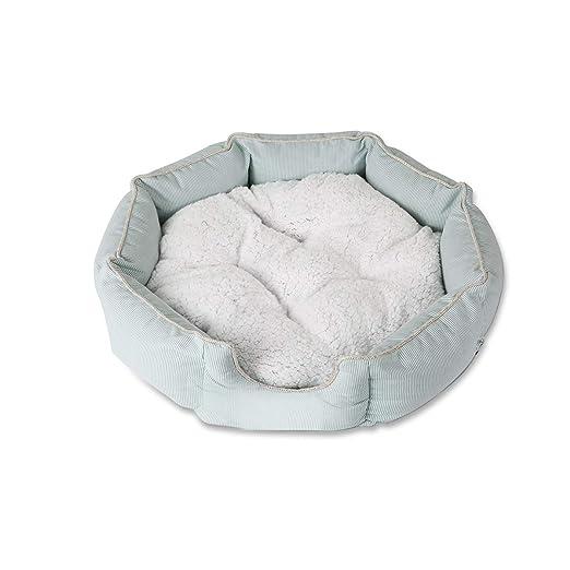 PETCUTE Cama para Perros Cama para Mascota de Suave Lana Lavable Cojín colchón para Perros