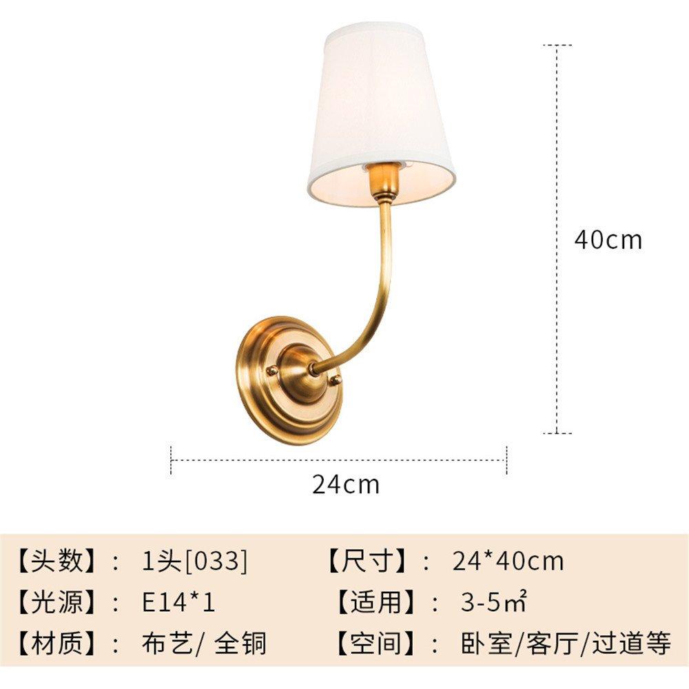 DengWu lampada da parete In stile americano stanza vivente ha portato al corridoio continentale scala lampade luci da parete comodino pareti e camere da letto moderne Brief creativo