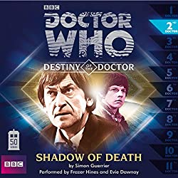 Doctor Who - Destiny of the Doctor - Shadow of Death