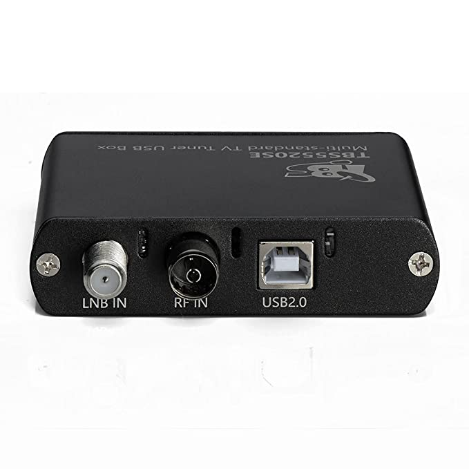 TBS 5580 DVB-S2//S//S2X//T//T2//C//C2 Single-Tuner mit CI USB Multituner Empfangsbox
