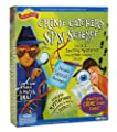 Scientific Explorer Crime Catchers Spy Science Kit by Scientific Explorer