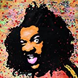 MR.BABES - ''The Last Dragon: Sho'nuff'' - Original Pop Art Painting - Movie Portrait