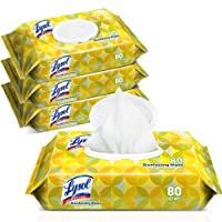 Deals on Lysol Handi-Pack Disinfecting Wipes 320ct (4X80ct)