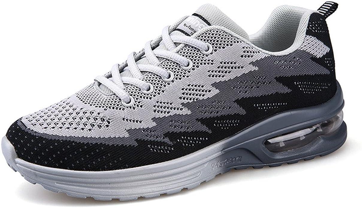 Air Zapatillas para Correr y Asfalto Deportivas para Hombres y Mujeres ?Transpirable para Correr Al Aire Libre Moda cómoda y Ligera BETY 35-44EU: Amazon.es: Zapatos y complementos