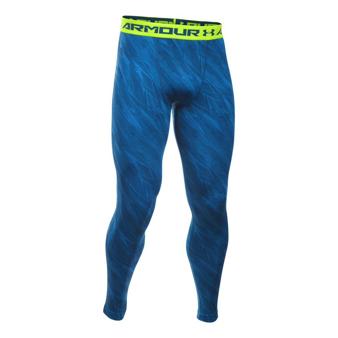 Under Armour Armour Hg Legging Printed, Leggings Uomo 1258897
