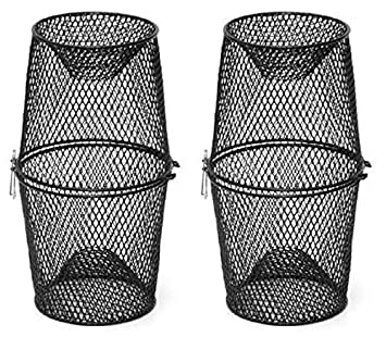 Eagle Claw Minnow Trap 9 x 16-1//2-Inch Pack of 2