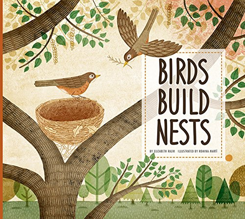 Birds Build Nests  Animal Builders