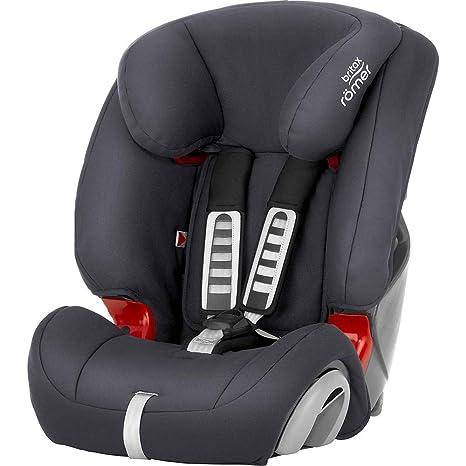 Britax Römer silla de coche 9-36 kg (≈ 9 meses - 12 años), EVOLVA ...