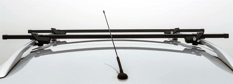 UKB4C Locking Roof Rack Cross Bars fits Nissan Murano 2003-2014 5 door